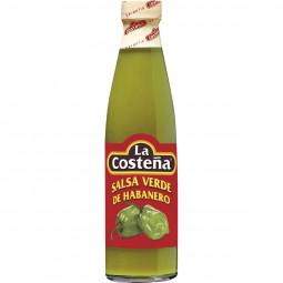 Salsa de habanero verde 145ml