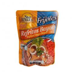 FRIJOLES BAYOS REFRITOS 430GR