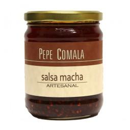 Salsa macha artesanal Pepe...