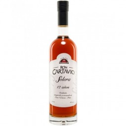 Ron cartavio solera 700ml...