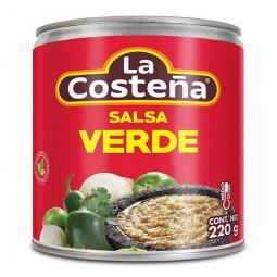 salsa verde :la Costeña 220g