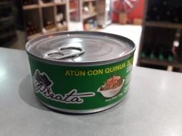 ATUN CON QUINUA EL PIRATA 170G