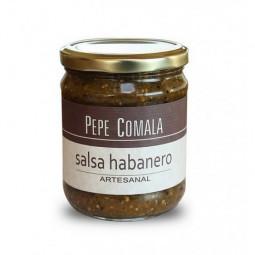 SALSA HABANERO  PEPE COMALA...