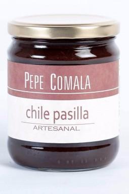 CHILE PASILLA PEPE COMALA 465G