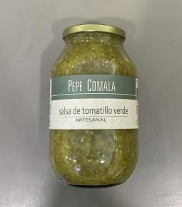 SALSA DE TOMATILLO VERDE 960GR