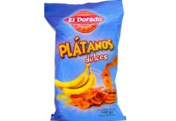 PLATANOS DULCES 100GR