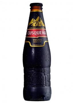 Cusqueña negra 330ml (Pérou)