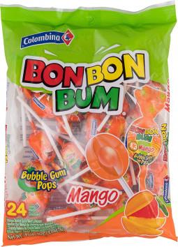 BON BON BUM MANGO 24 UNITS