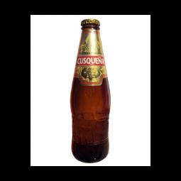 Cusquena blonde 330mL (Pérou)