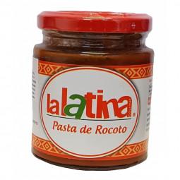 Pasta de rocoto la latina