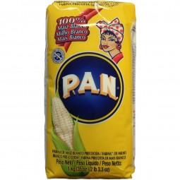 Harina pan blanca 500g